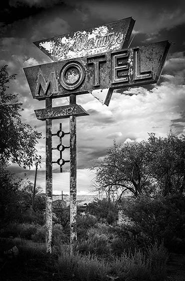 Los Alamitos Motel, Eric Renard, 10x15 Photography $575